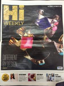HI Weekly - VOL 9 ISSUE 27 - Oct 23, 2015